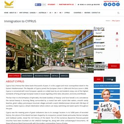 Cyprus Immigration Visa Consultants from India