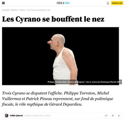 Les Cyrano se bouffent le nez - 15 février 2013 - Bibliobs