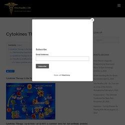 Cytokines Therapy Philadelphia