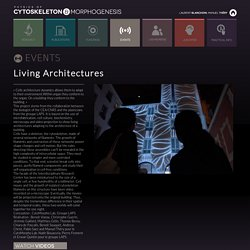 World-cell-race & Living architectures