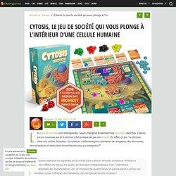 Cytosis, le jeu de société qui vous plonge à l'intérieur d'une cellule humaine