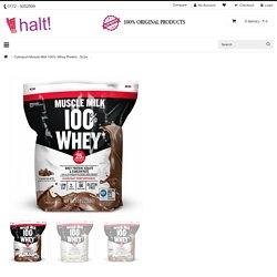 Buy Cytosport Muscle Milk 100% Whey Protein - 5Lbs
