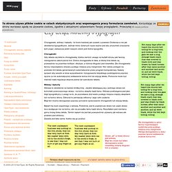 Fonty, czcionki, kroje pism, licencje - KENTYPE