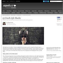 15 Czech Life Hacks, Prague - Czech Republic