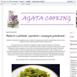 Cooking: Makaron z awokado, czosnkiem i suszonymi pomidorami