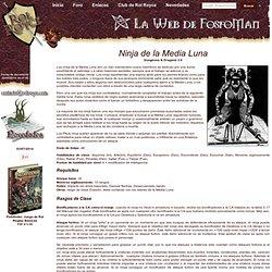 Ninja de la Media Luna