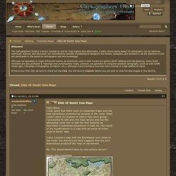 D&D 4E Nentir Vale Maps