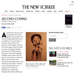 D'Angelo Reborn - The New Yorker