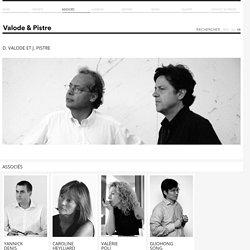Valode et Pistre architectes