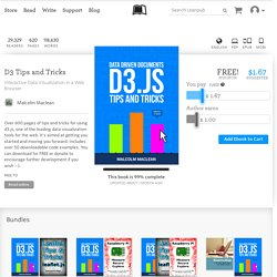 D3 Tips and Tricks by Malcolm Maclean