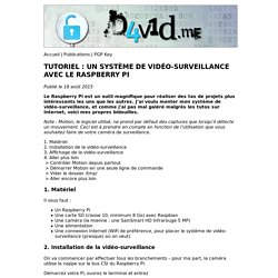 D4v1d.me - Infosécuriosités