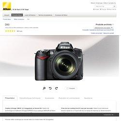D90 de Nikon