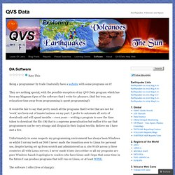 DA Software | QVS Data