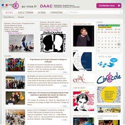 DAAC Académie de Nice - DAAC Académie de Nice