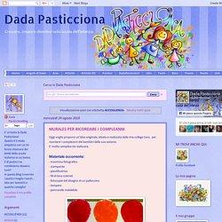 Dada Pasticciona: ACCOGLIENZA