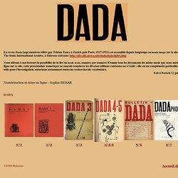 Dada_revue