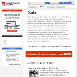 Dada : Universalis Junior
