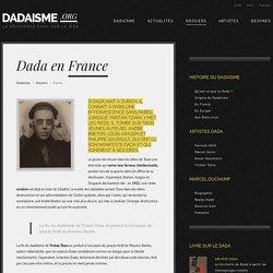 DADAISME / Dada en France