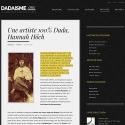DADAISME / Hannah Höch