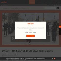 Daech - Naissance d'un État terroriste