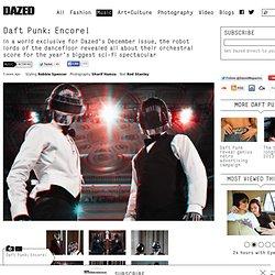 Daft Punk: Encore!