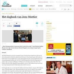 Het dagboek van Jens Mortier