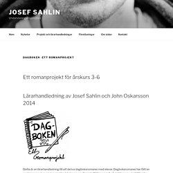 Dagboken -ett romanprojekt