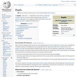 Dagda/ Wikipedia