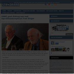 KNMI gaat dialoog aan met top-klimaatscepticus Fred Singer