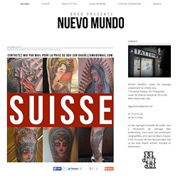 Dago Tattoo // Nuevo Mundo
