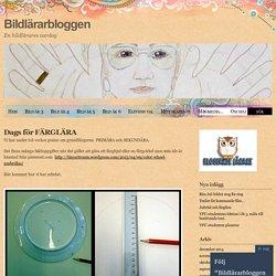 Bildlärarbloggen