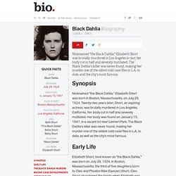 Black Dahlia Biography