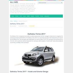 Daihatsu Terios 2017