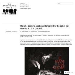 Daiichi Sankyo sostiene Bambini Cardiopatici nel Mondo A.I.C.I. ONLUS