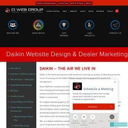 Daikin HVAC Dealer Marketing