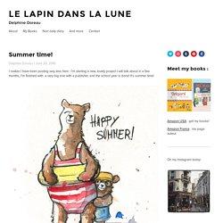 Non daily diary — Le Lapin dans la Lune
