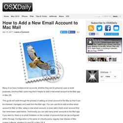 News, Tips, and Reviews for Mac, iPhone, and iPad - OS X Daily
