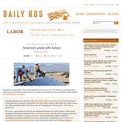 Daily Kos Labor at Daily Kos