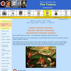 Daily Life in the Tudor Times