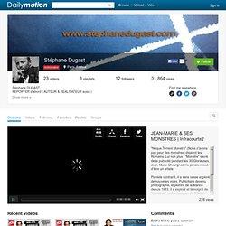 Stéphane Dugast (stephanedugast): ses vidéos