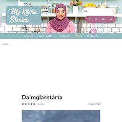 Daimglasstårta - My Kitchen Stories