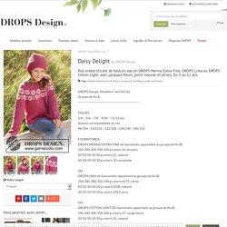 Daisy Delight / DROPS Children 34-7