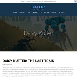 Daisy Kutter — Bolt City Productions