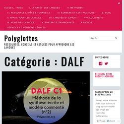 DALF – Polyglottes