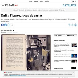 Dalí y Picasso, juego de cartas