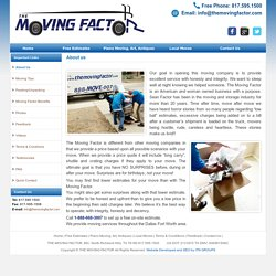 Best moving companies Dallas