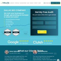 Dallas SEO Company - Top SEO Company in Dallas