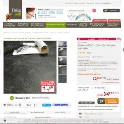 Dalle sol PVC - Click 5G - Ardoise naturelle