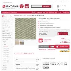 Dalles PVC tissé - Bolon BKB Sisal Plain Seagrass - BRICOFLOR
