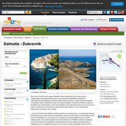 Dalmatie - Dubrovnik - fr-FR